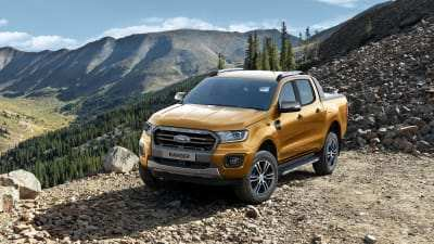 22 The 2020 Ford Ranger Wildtrak Overview