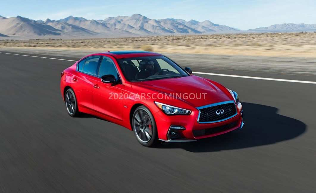 22 The 2020 Infiniti G35 Research New