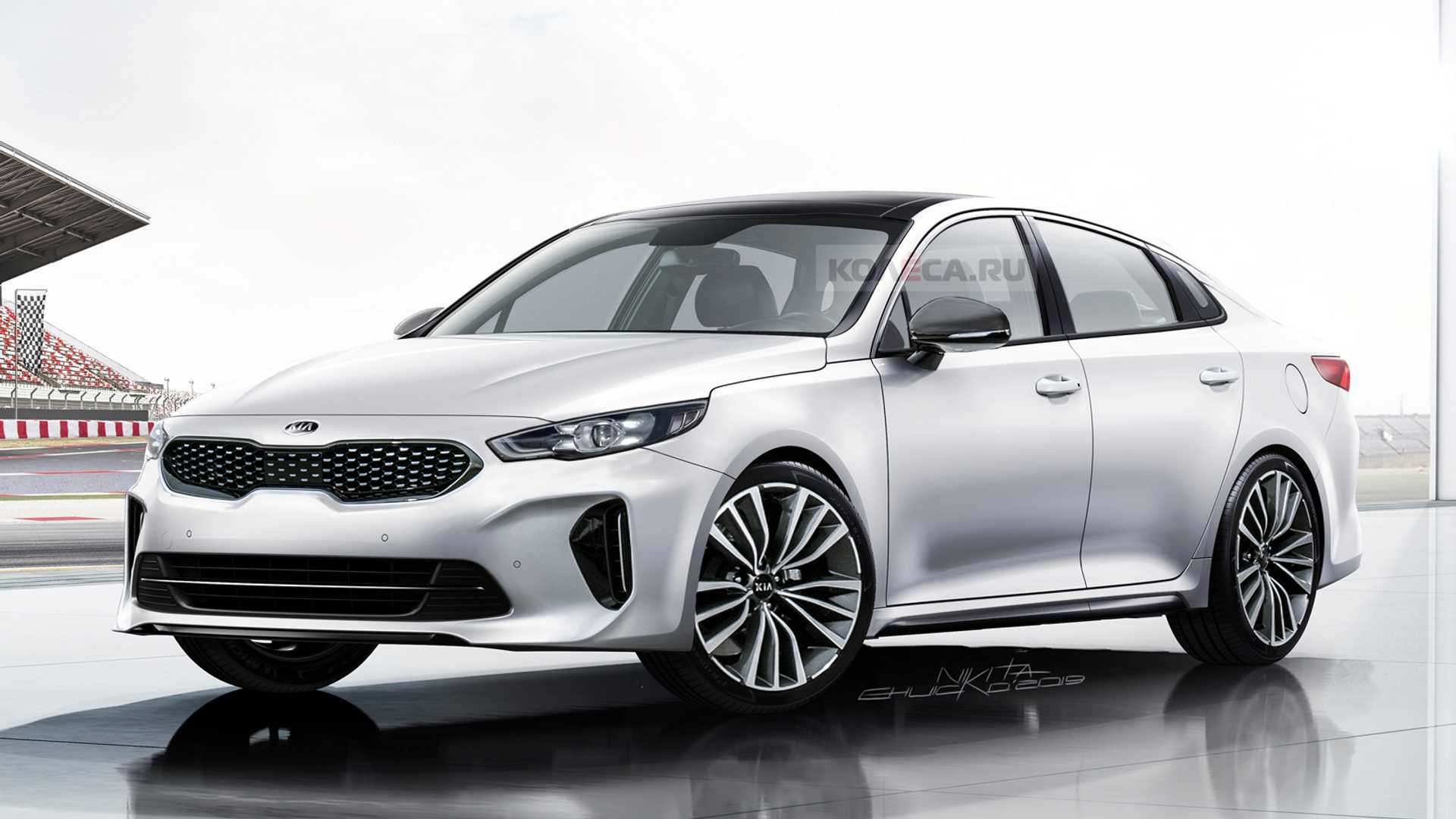 22 The 2020 Kia Optima Redesign New Model And Performance