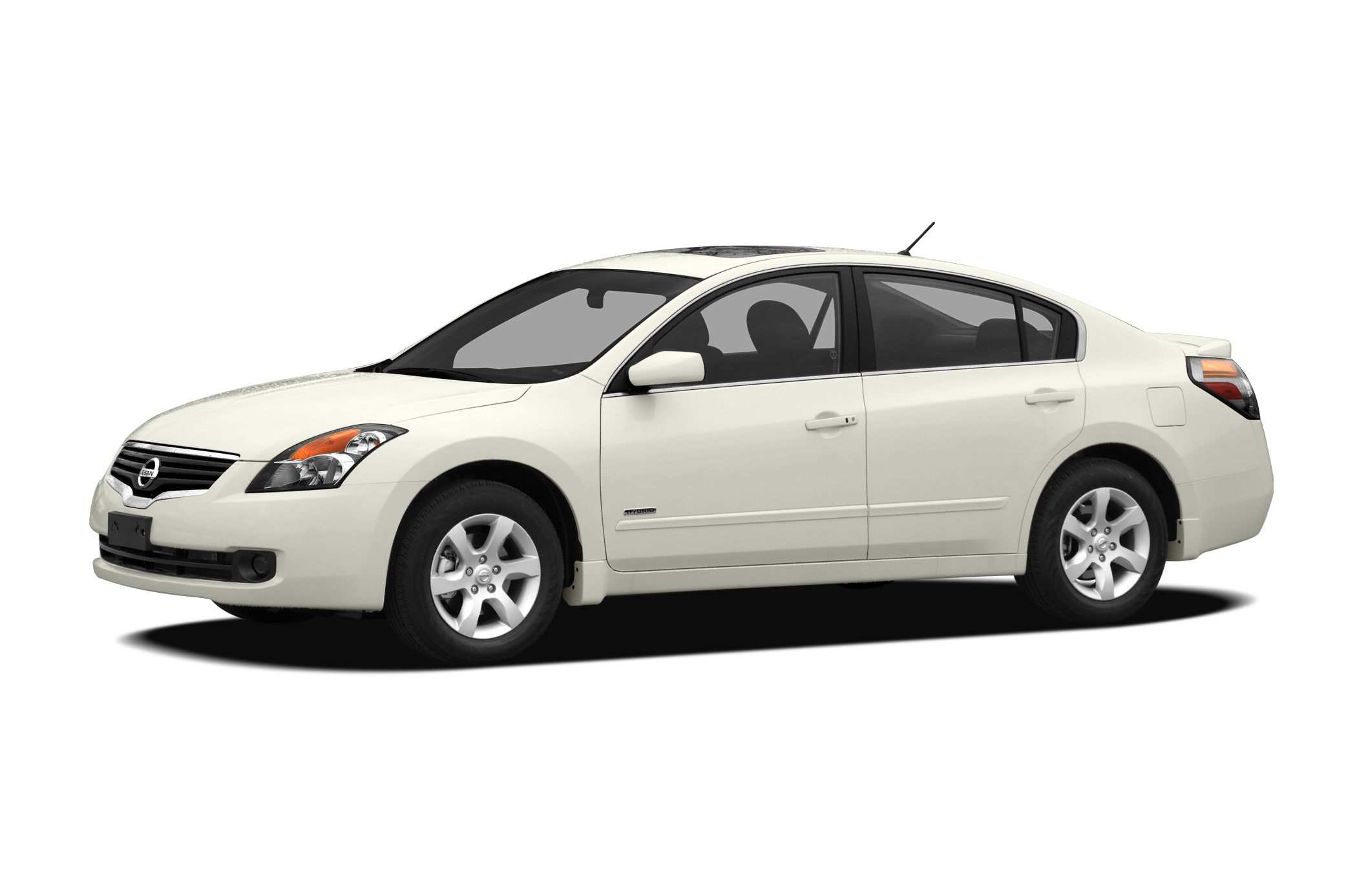 22 The Nissan Altima Hybrid Configurations