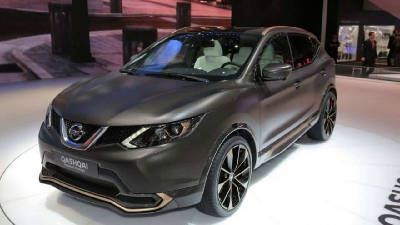 22 The Nissan Qashqai 2020 Youtube Configurations