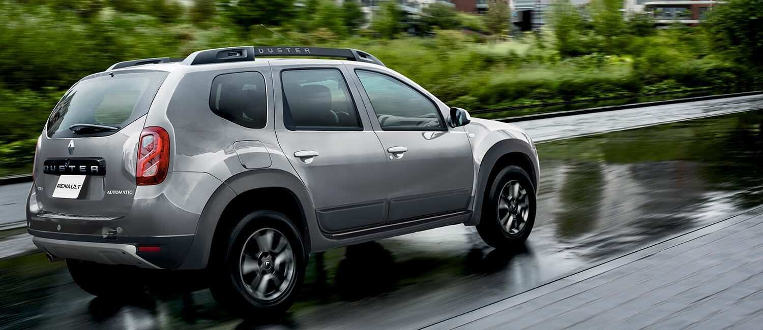 22 The Renault Duster 2019 Mexico First Drive