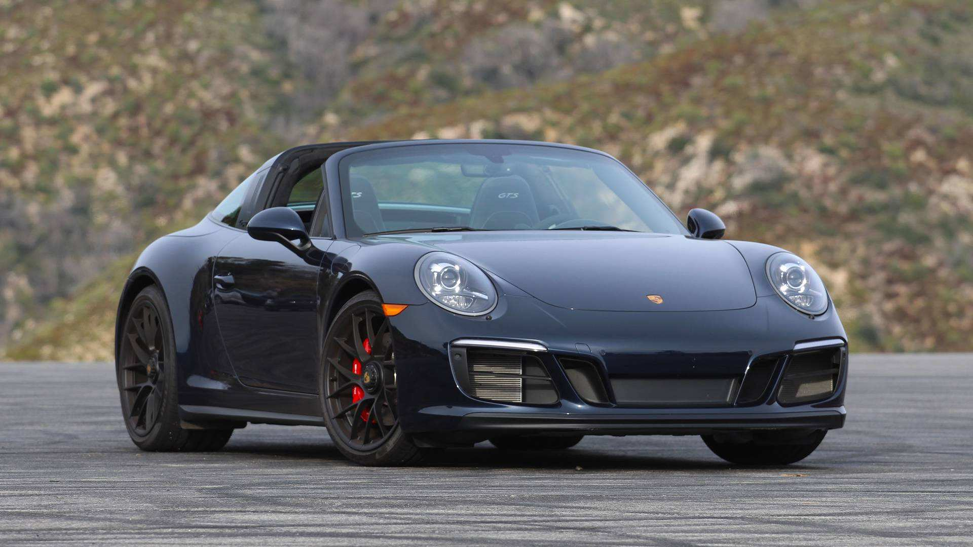 23 A 2019 Porsche Targa Gts Specs And Review