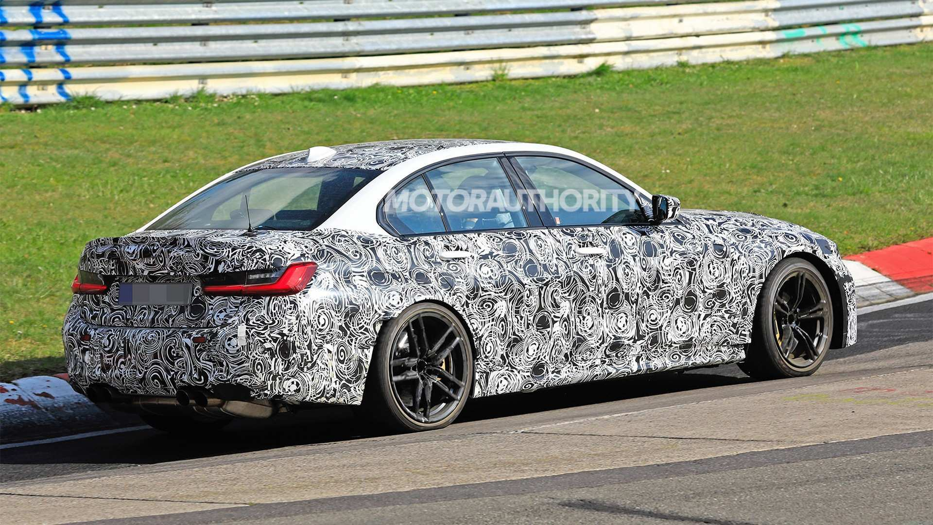 23 A 2020 Bmw M3 Awd Overview