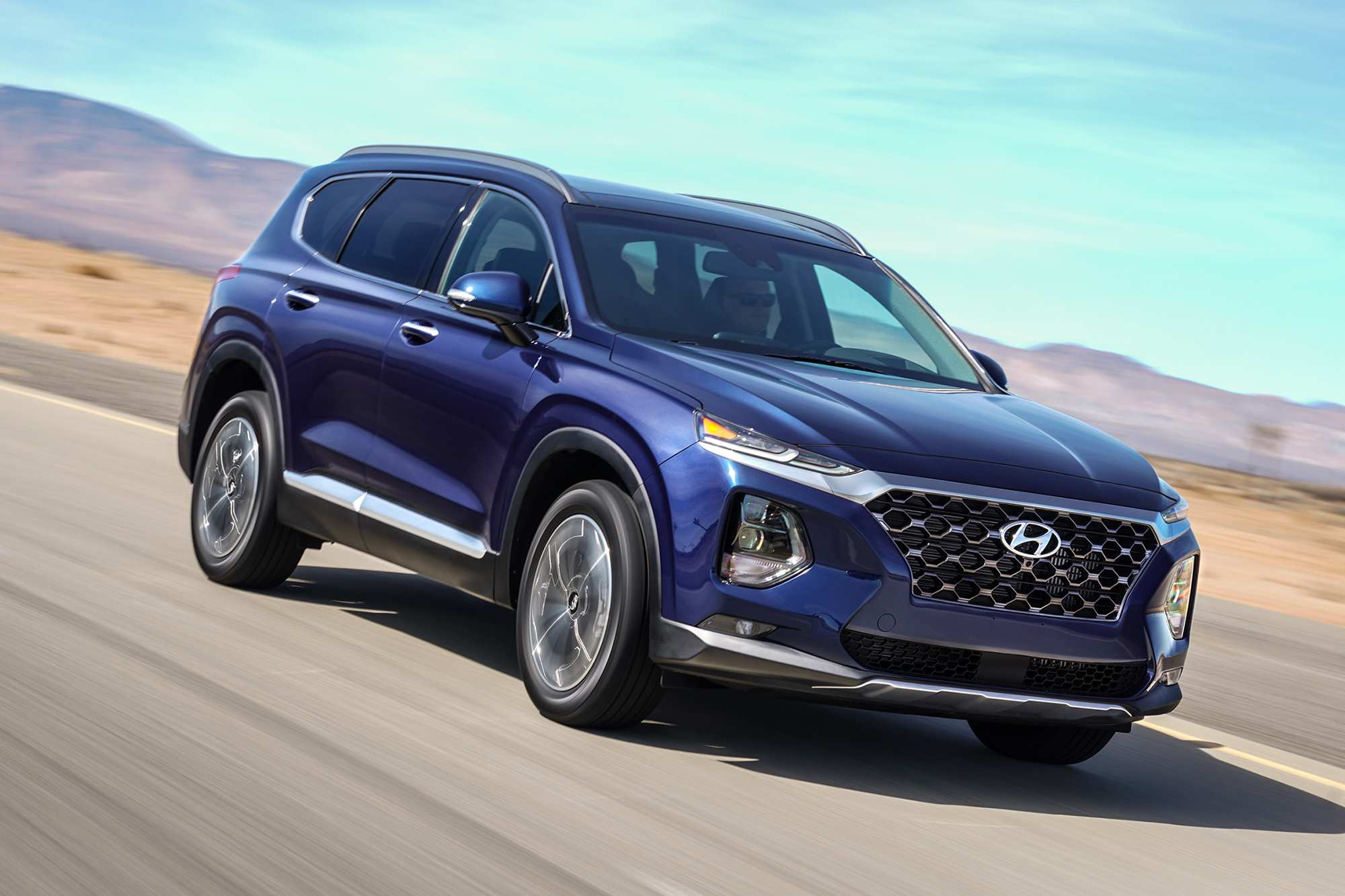 23 A Hyundai Santa Fe 2020 New Model And Performance