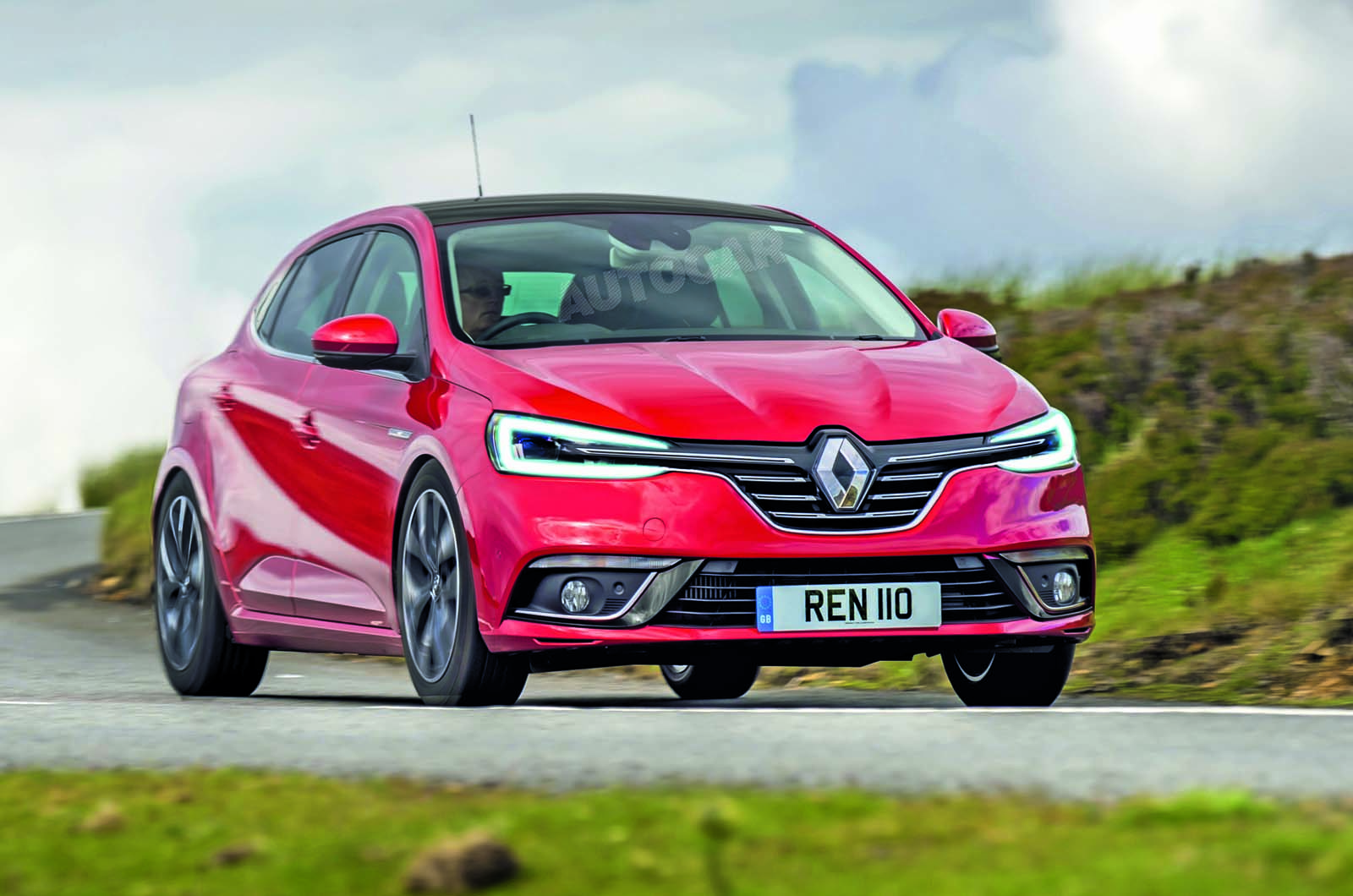 23 A Renault Clio 2019 Spy Review And Release Date