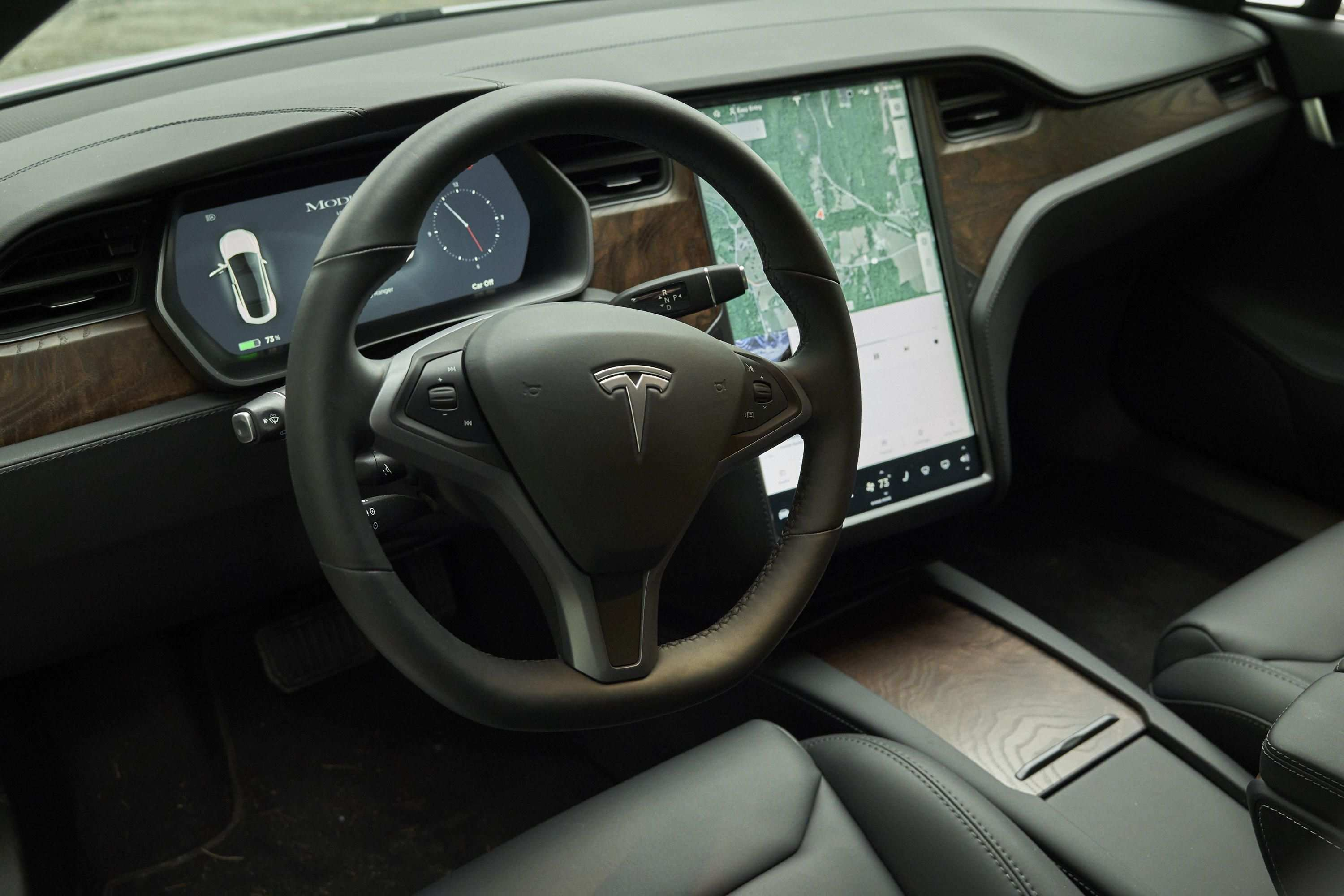 23 A Tesla S 2019 Redesign