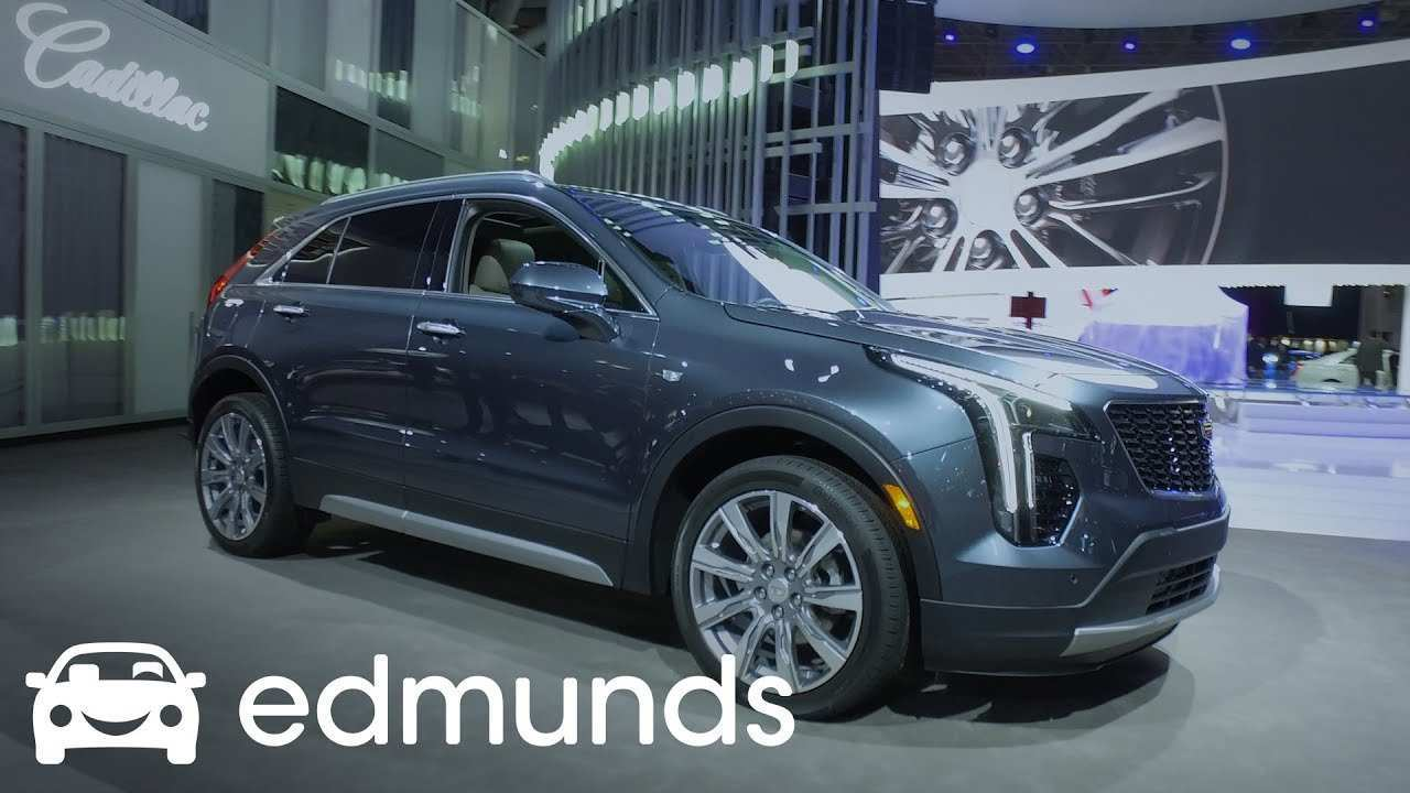 23 All New 2019 Cadillac St4 First Drive