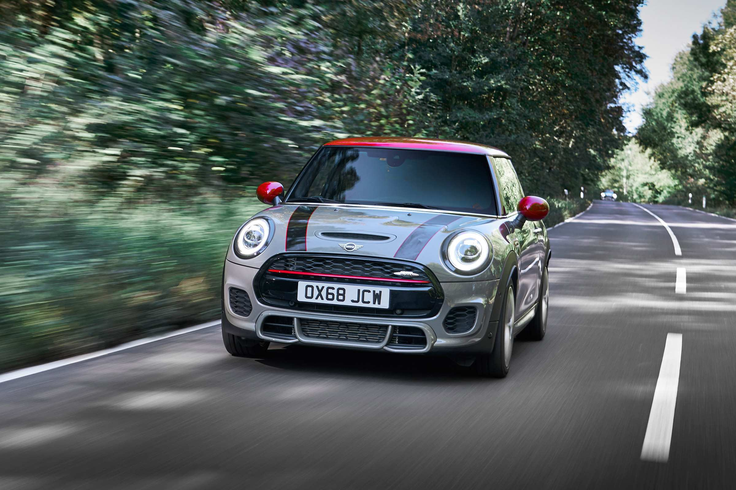 23 All New 2019 Mini John Cooper Works Convertible 2 First Drive