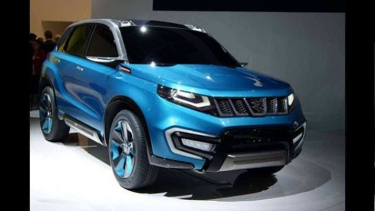 23 All New 2020 Suzuki Grand Vitara Preview Exterior