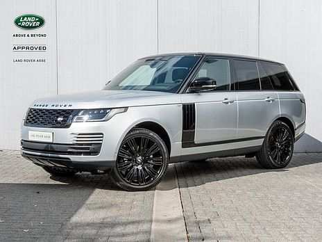 23 All New Land Rover Range Rover Vogue 2019 Picture