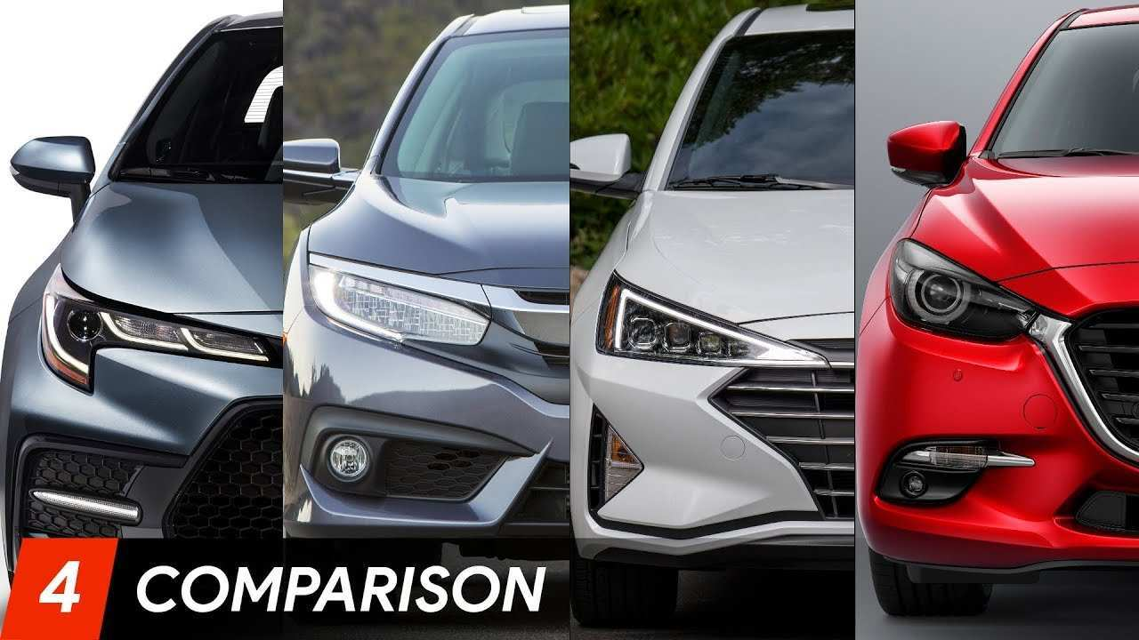 23 Best 2020 Corolla Vs 2019 Mazda 3 Concept And Review