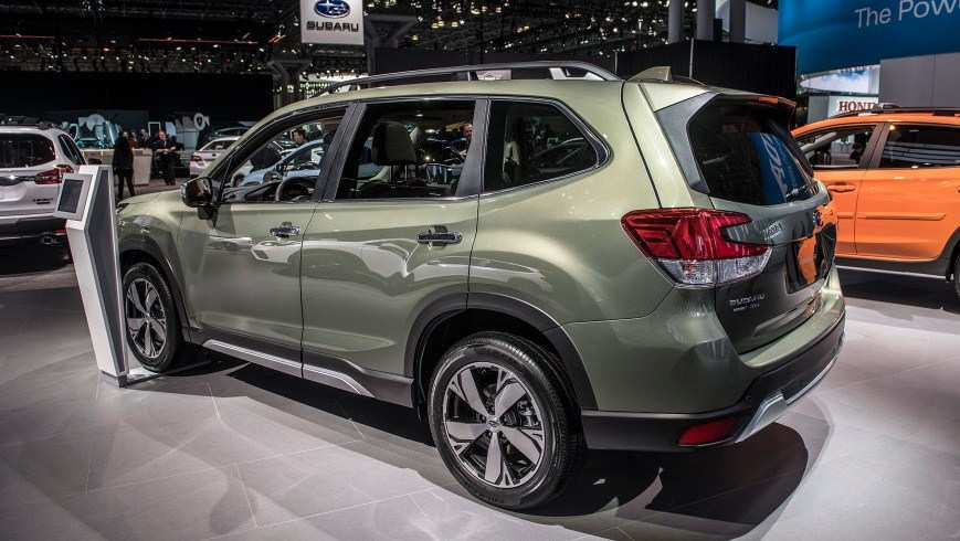 23 Best Subaru Forester All New 2020 New Concept