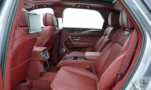 23 New 2019 Bentley Bentayga V8 Price Review And Release Date