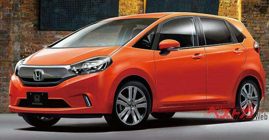 23 New Honda New Jazz 2020 Review And Release Date