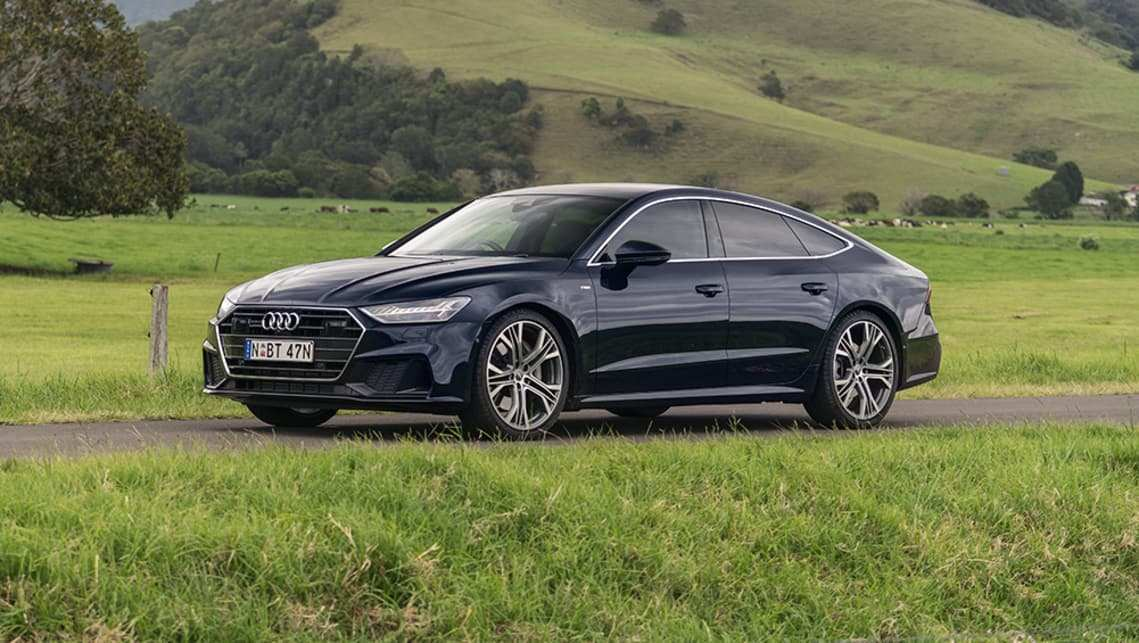 23 New New 2019 Audi A7 Ratings