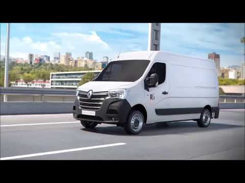 23 New Renault Master 2020 Concept