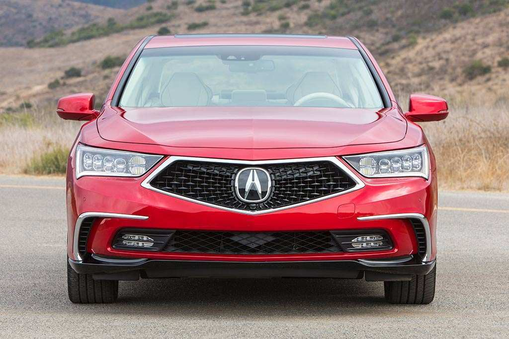 23 The 2020 Acura Rlx Release Date Style