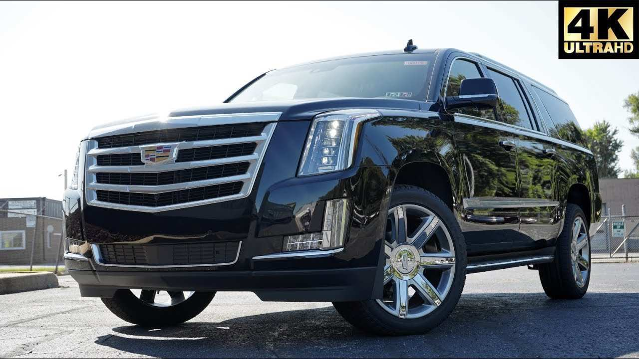 23 The 2020 Cadillac Escalade Video First Drive