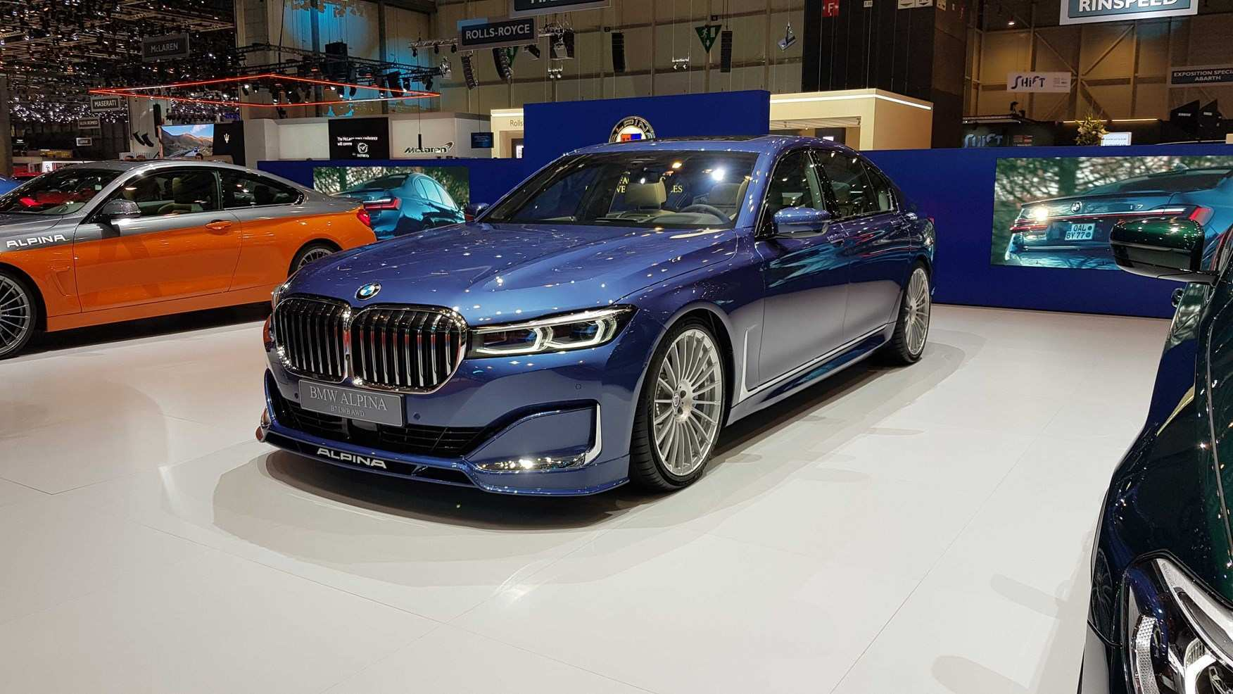 24 A 2019 Bmw B7 Price Design And Review