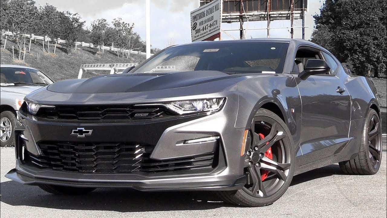 24 A 2019 The Camaro Ss New Model And Performance