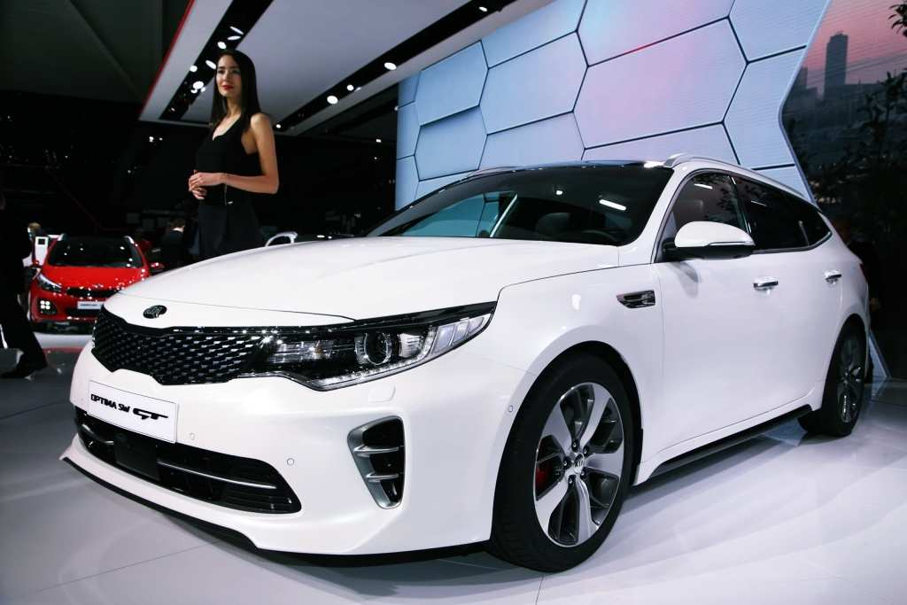 24 A 2020 Kia Optima Redesign Release Date And Concept