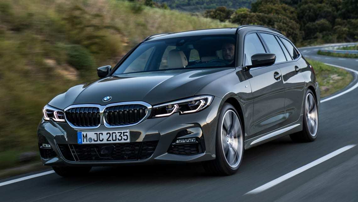 24 A New Bmw 3 Series Touring 2020 Price