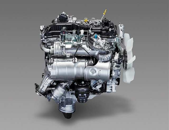 24 All New 2019 Toyota Tacoma Engine Concept And Review