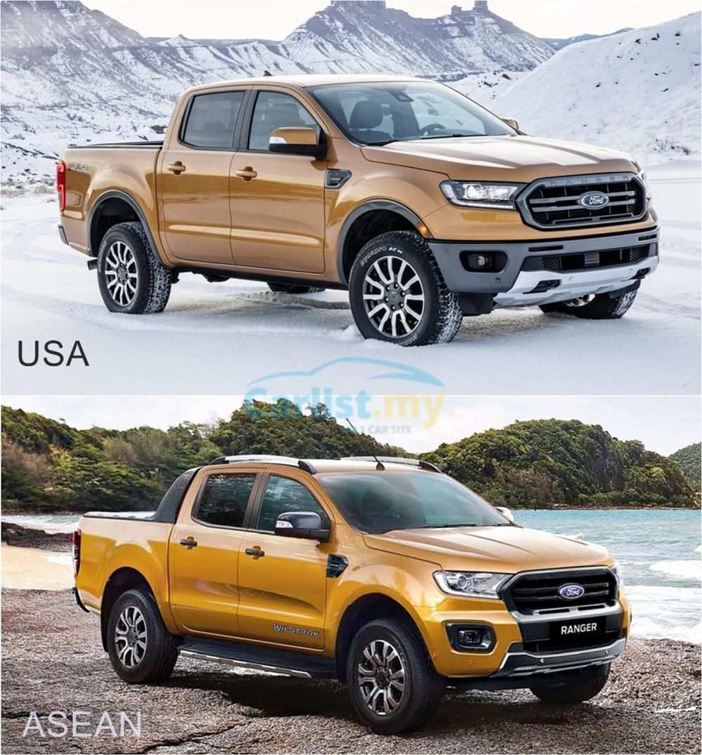 24 All New 2019 Usa Ford Ranger Price Design And Review