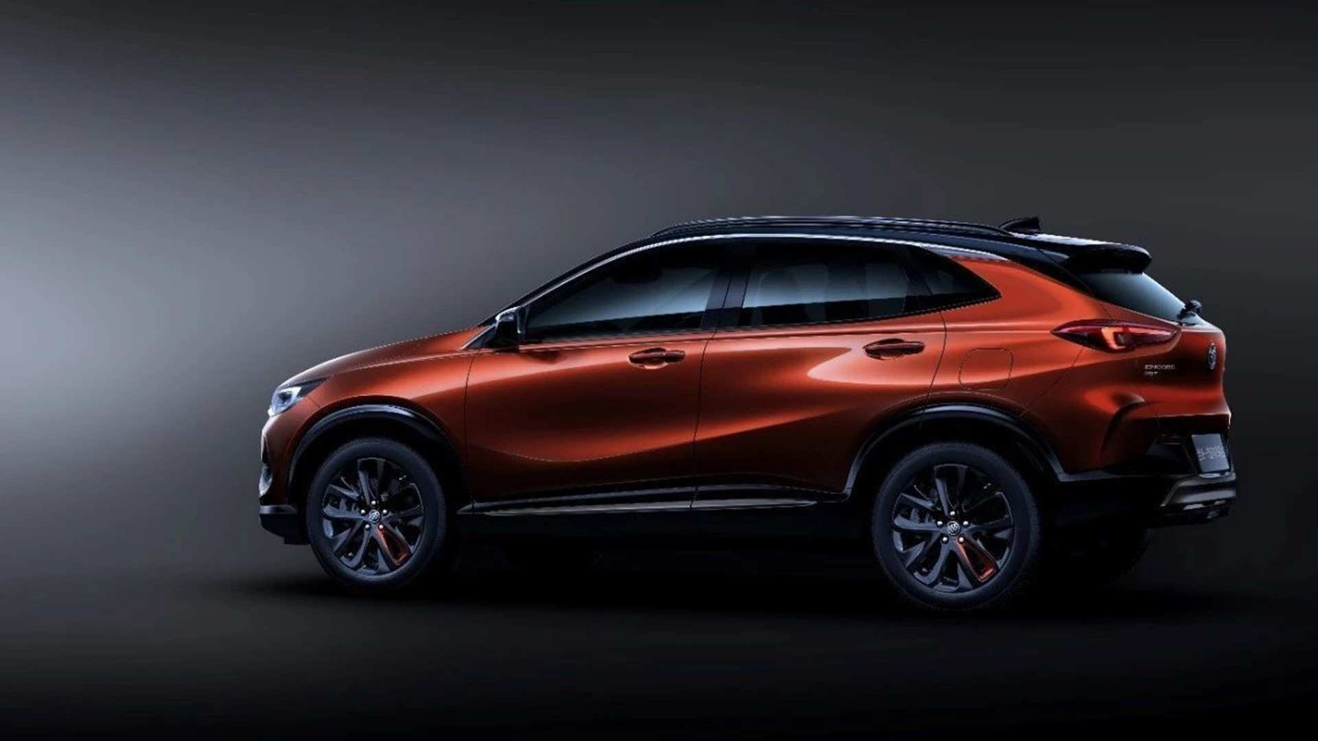 24 All New 2020 Buick Encore Shanghai Configurations