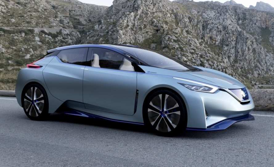 24 All New 2020 Nissan Leaf Range Concept