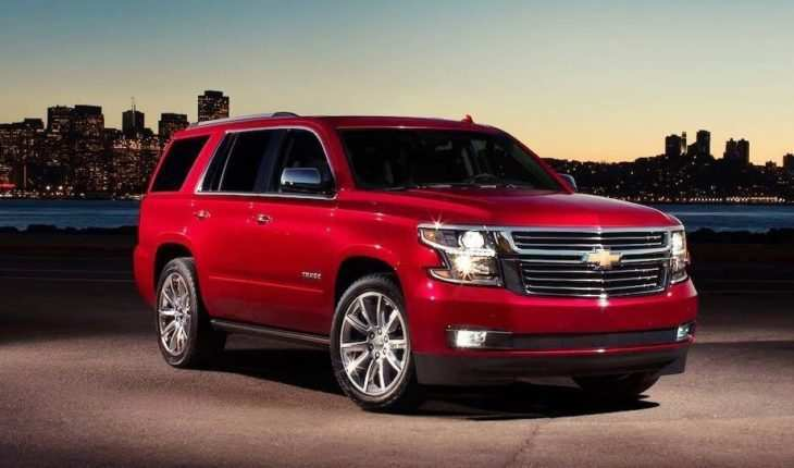 24 All New When Will The 2020 Chevrolet Tahoe Be Released First Drive