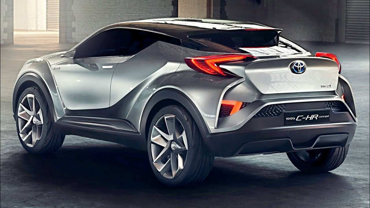24 Best 2019 Toyota C Hr Price Design And Review