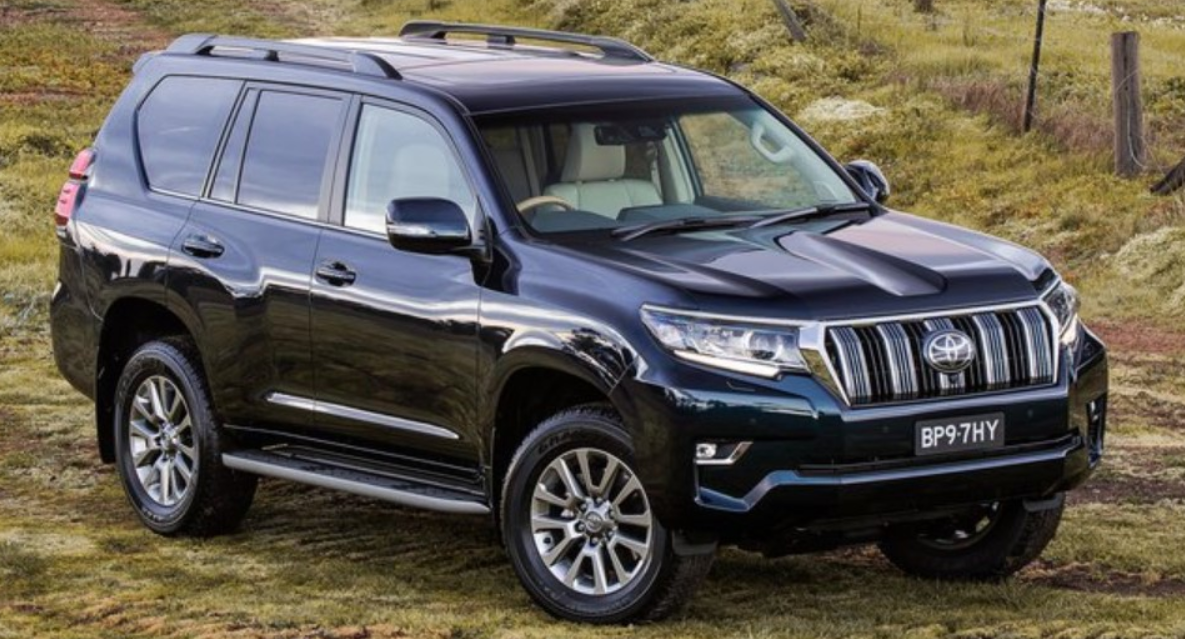 24 Best 2020 Toyota Prado Redesign And Review