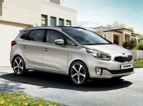 24 New 2019 Kia Carens Egypt Performance And New Engine