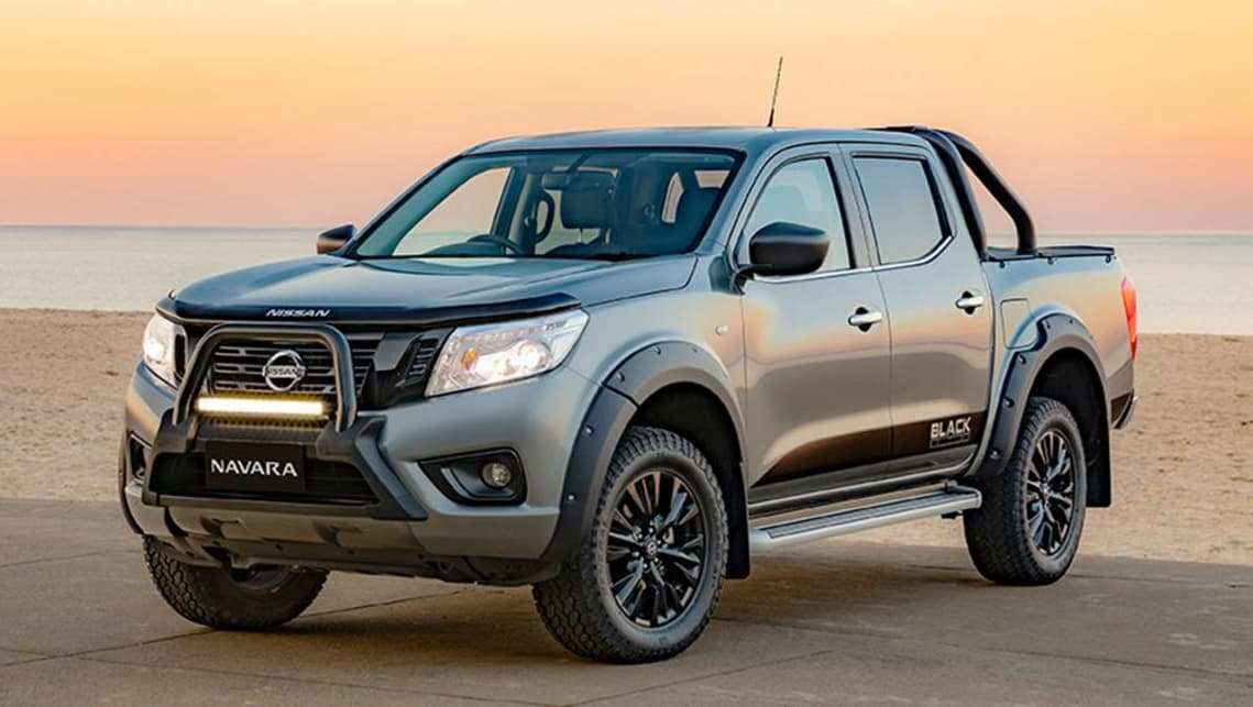 24 The 2019 Nissan Navara Overview