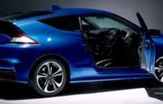 24 The 2020 Honda Cr Z Overview