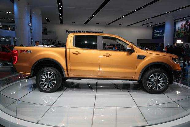 24 The Best 2019 Ford Ranger Auto Show Release Date