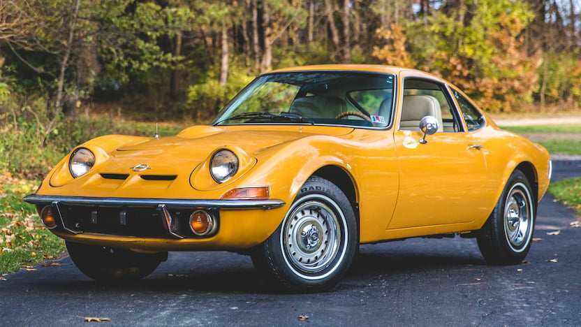 24 The Best 2019 Opel Gt History