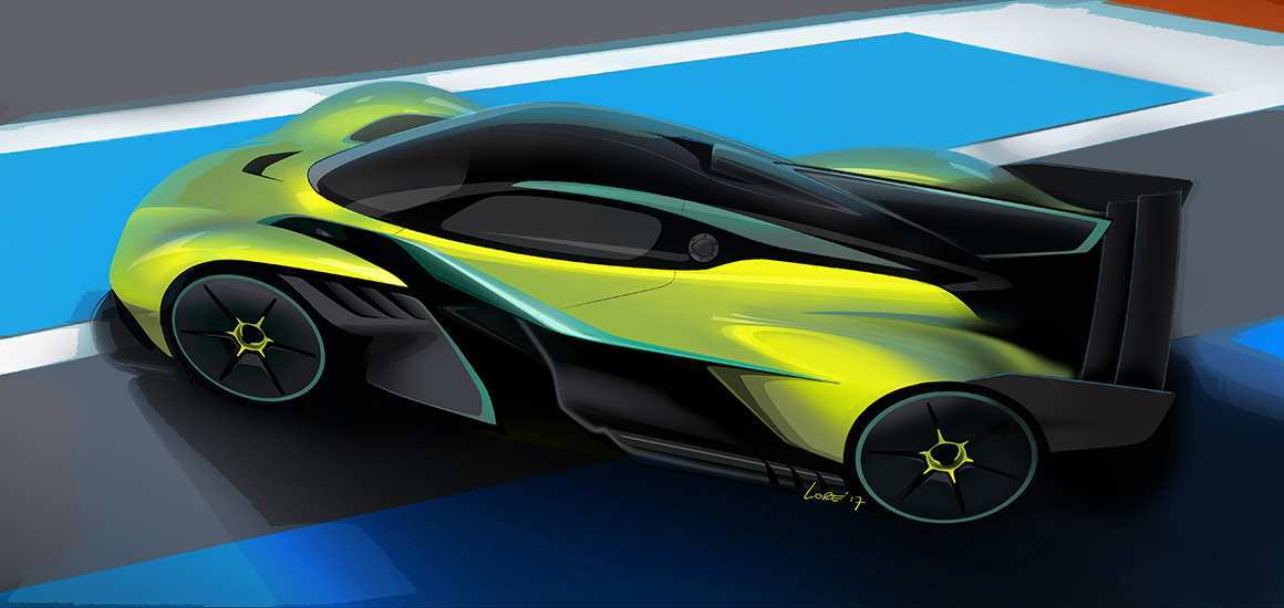 24 The Best 2020 Aston Martin Valkyrie New Concept