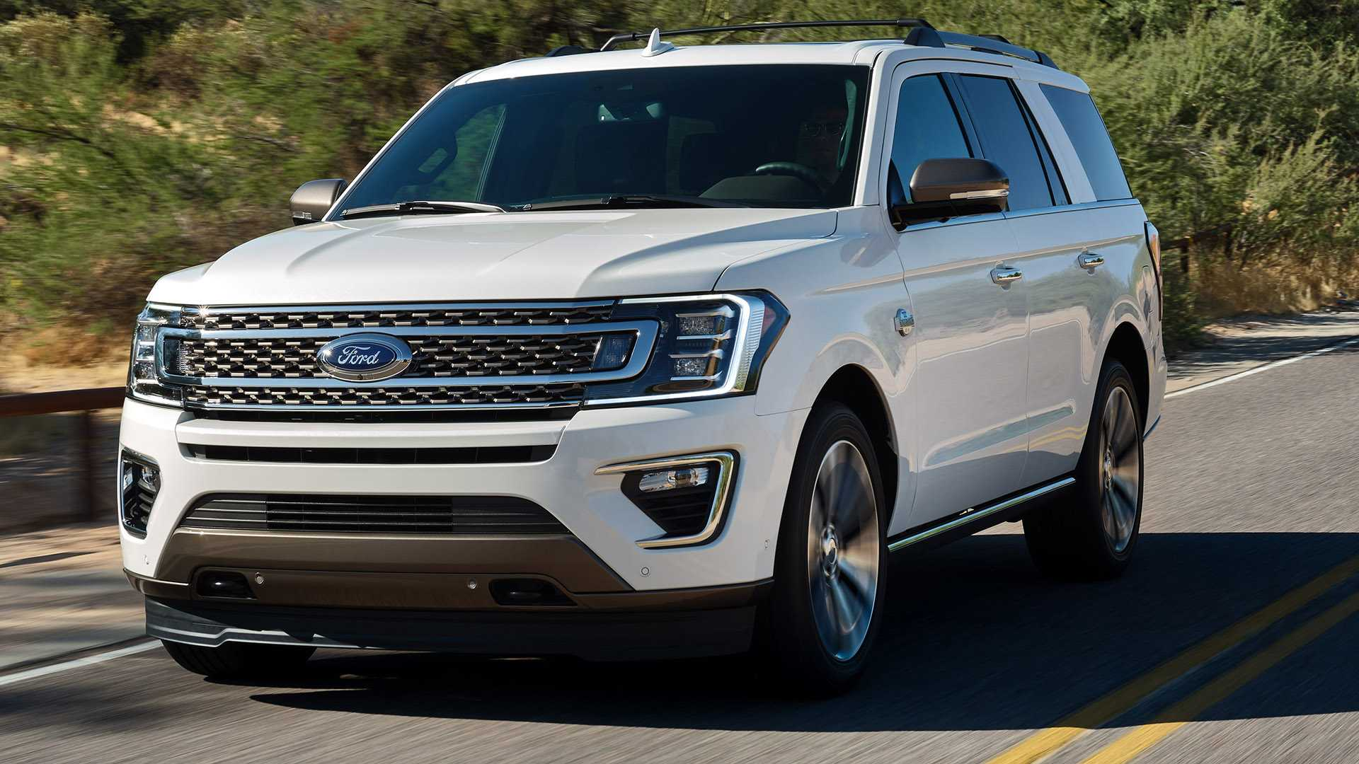 24 The Best 2020 Ford Expedition Concept And Review