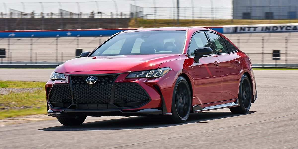 24 The Best 2020 Toyota Avalon Release