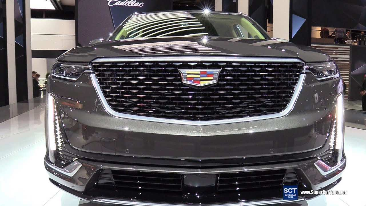 24 The Best Cadillac Xt6 2020 Youtube Price And Release Date
