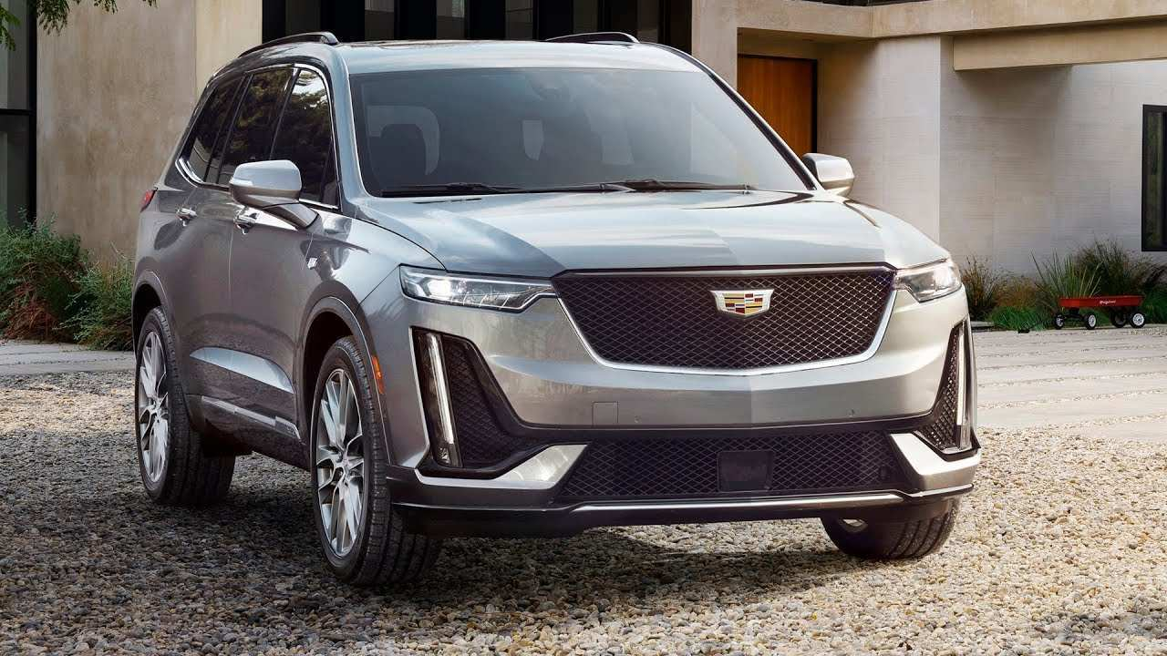 24 The New Cadillac Models For 2020 Pictures