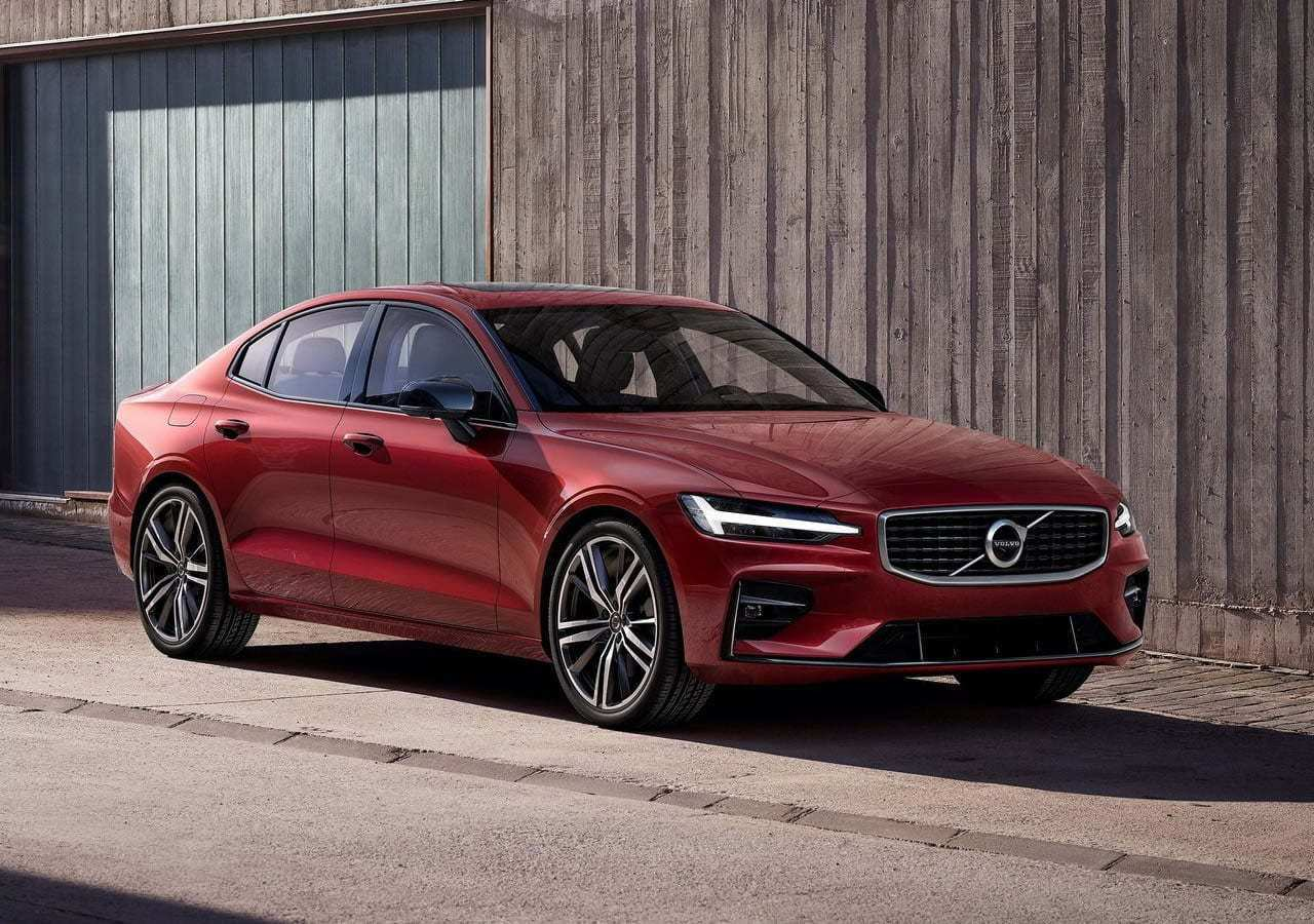 24 The Volvo S60 Polestar 2020 Configurations