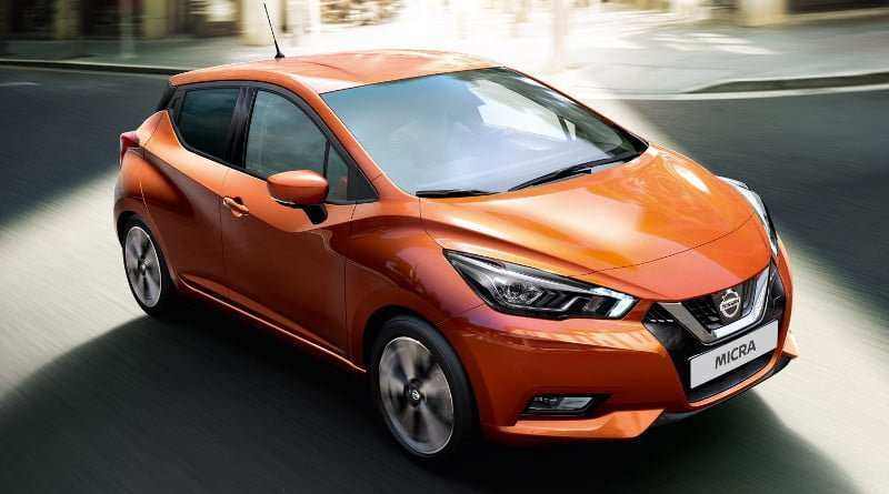 25 A 2019 Nissan Micra Ratings