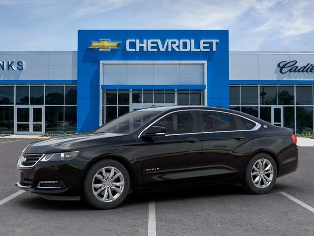 25 A 2020 Chevrolet Impala Concept and Review