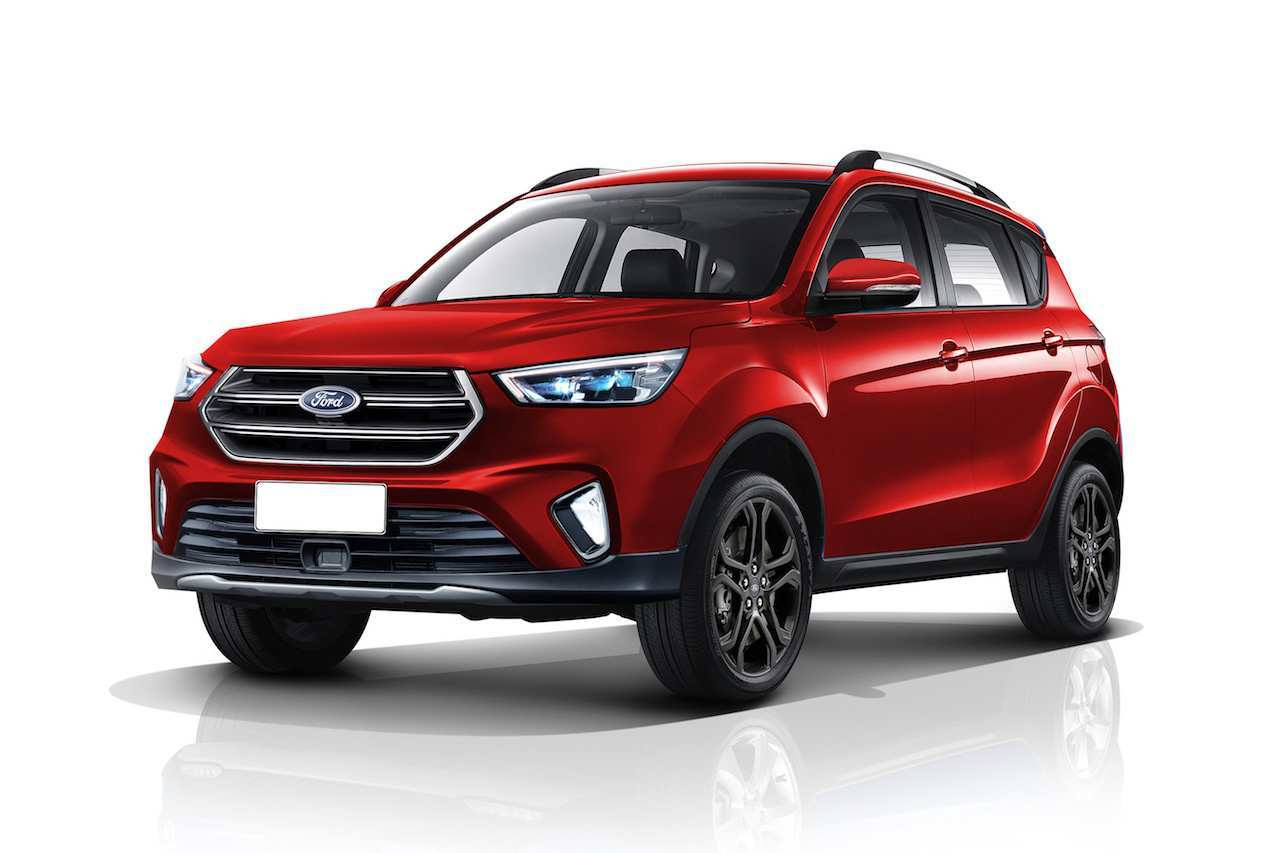 25 A 2020 Ford Ecosport First Drive