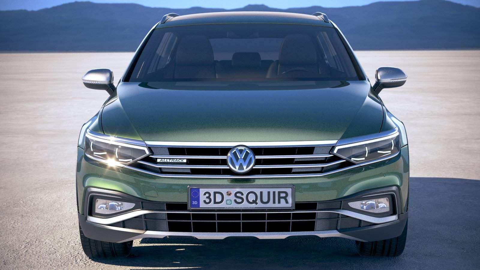 25 A Volkswagen Alltrack 2020 Specs and Review