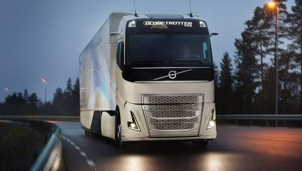 25 A Volvo Electric Truck 2020 Images